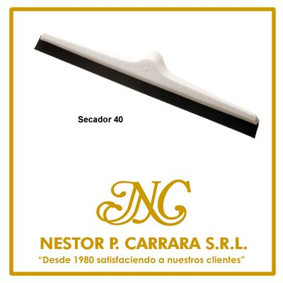 """Secador 40 cm l x 12. [Contacto]:  www.nestorcarrarasrl.wordpress.com  Néstor P. Carrara S.R.L """"Desde 1980 satisfaciendo a nuestros clientes"""""""