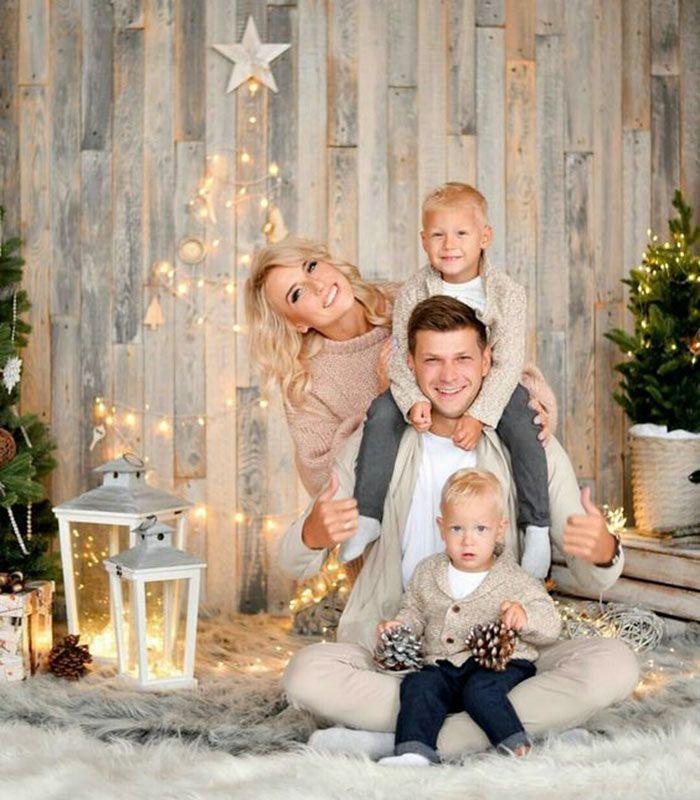 Es ist die Zeit der Kühlschränke voller fröhlicher Weihnachtskarten und Urlau... - desiree