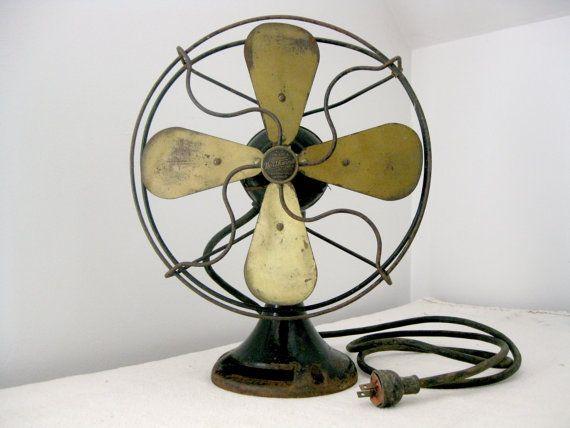 Genial Vintage Northwind Table Fan, Antique Desk Fan, Northwind 450A. $42.00, Via  Etsy.
