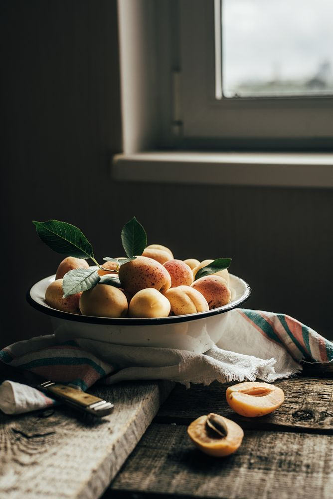 Apricots by Alena Gusakova on 500px
