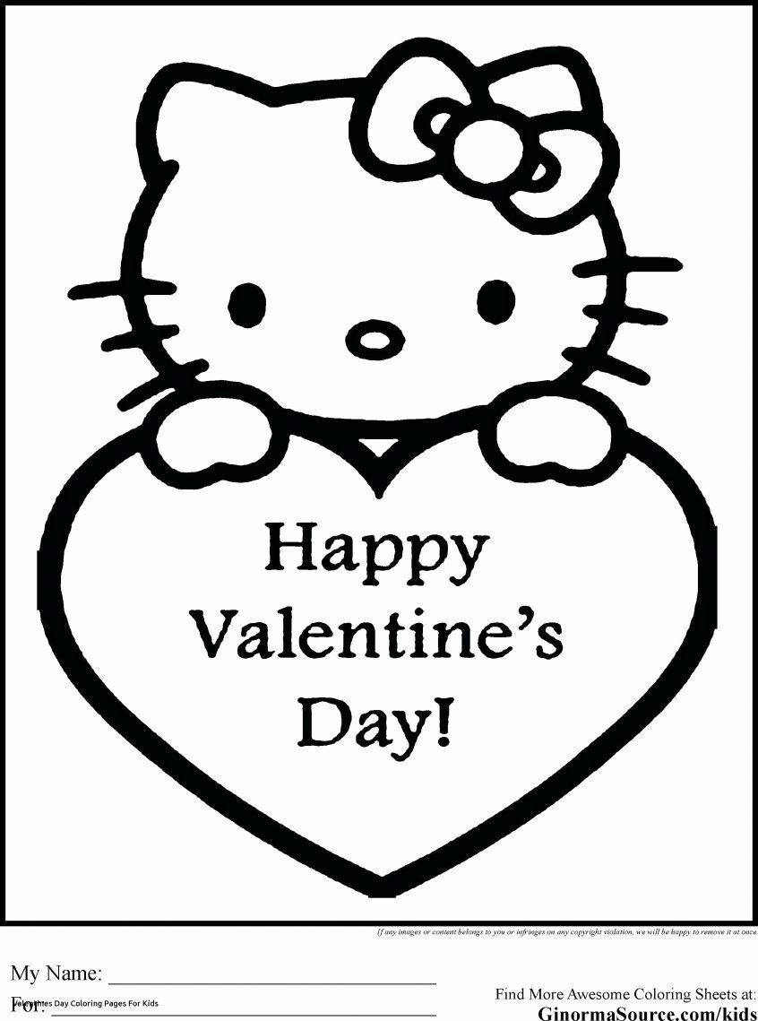 Valentines Day Coloring Pages Coloring Book Free Valentines Day Coloring Pages Sheets Hello Kitty Colouring Pages Hello Kitty Coloring Valentine Coloring Pages