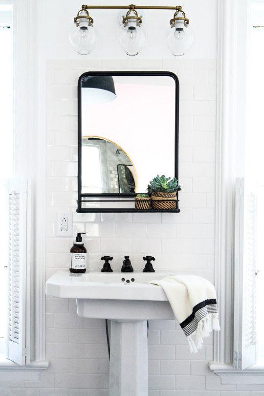 salle de bain Deco intérieur/extérieur Pinterest Plants