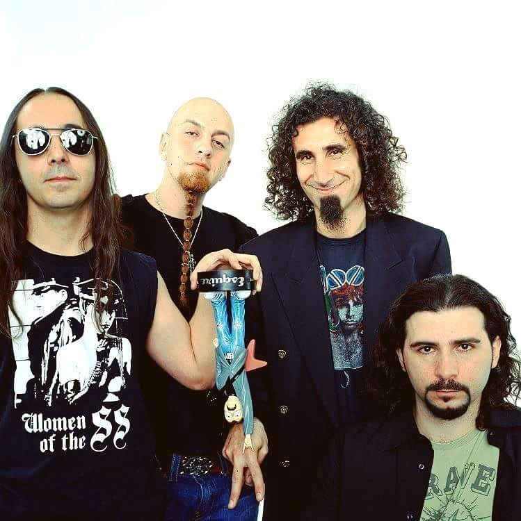 System Of A Down With Images System Of A Down System One