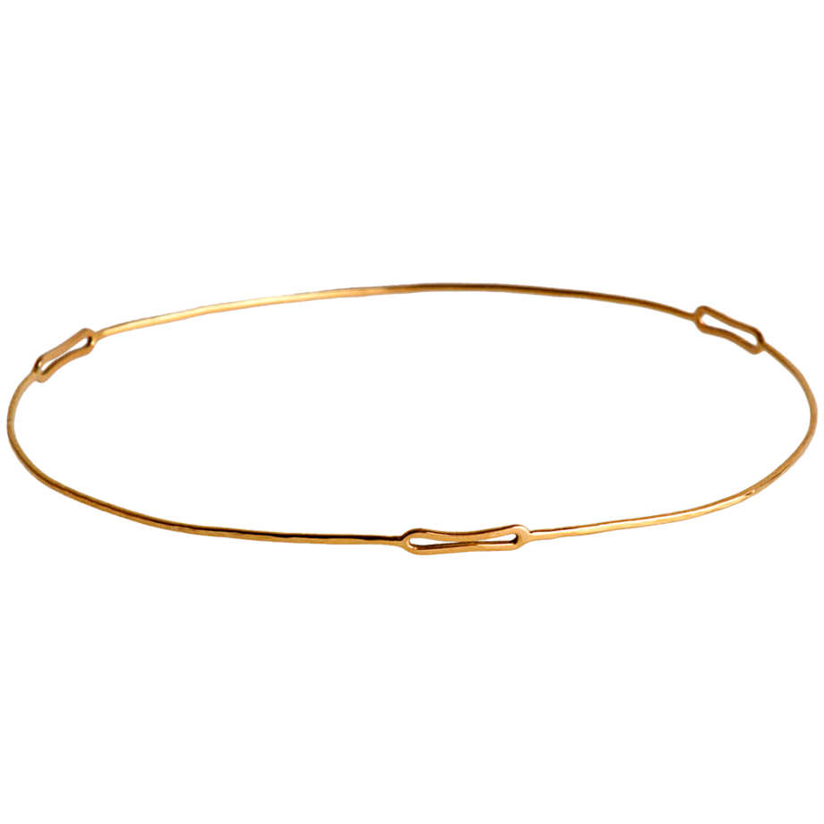 Bracelet Sylvie, Or jaune