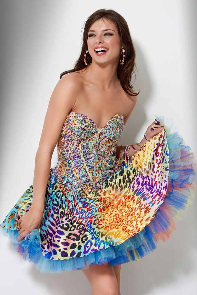 Crazy Ball Dresses