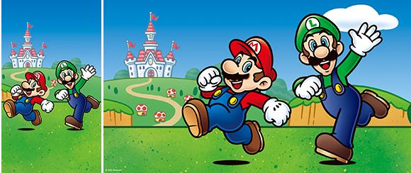 Wallpaper Mario And Luigi Rewards My Nintendo Super Mario Art Mario And Luigi Mario