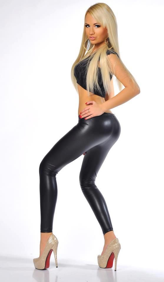 latex leggings sexgratis