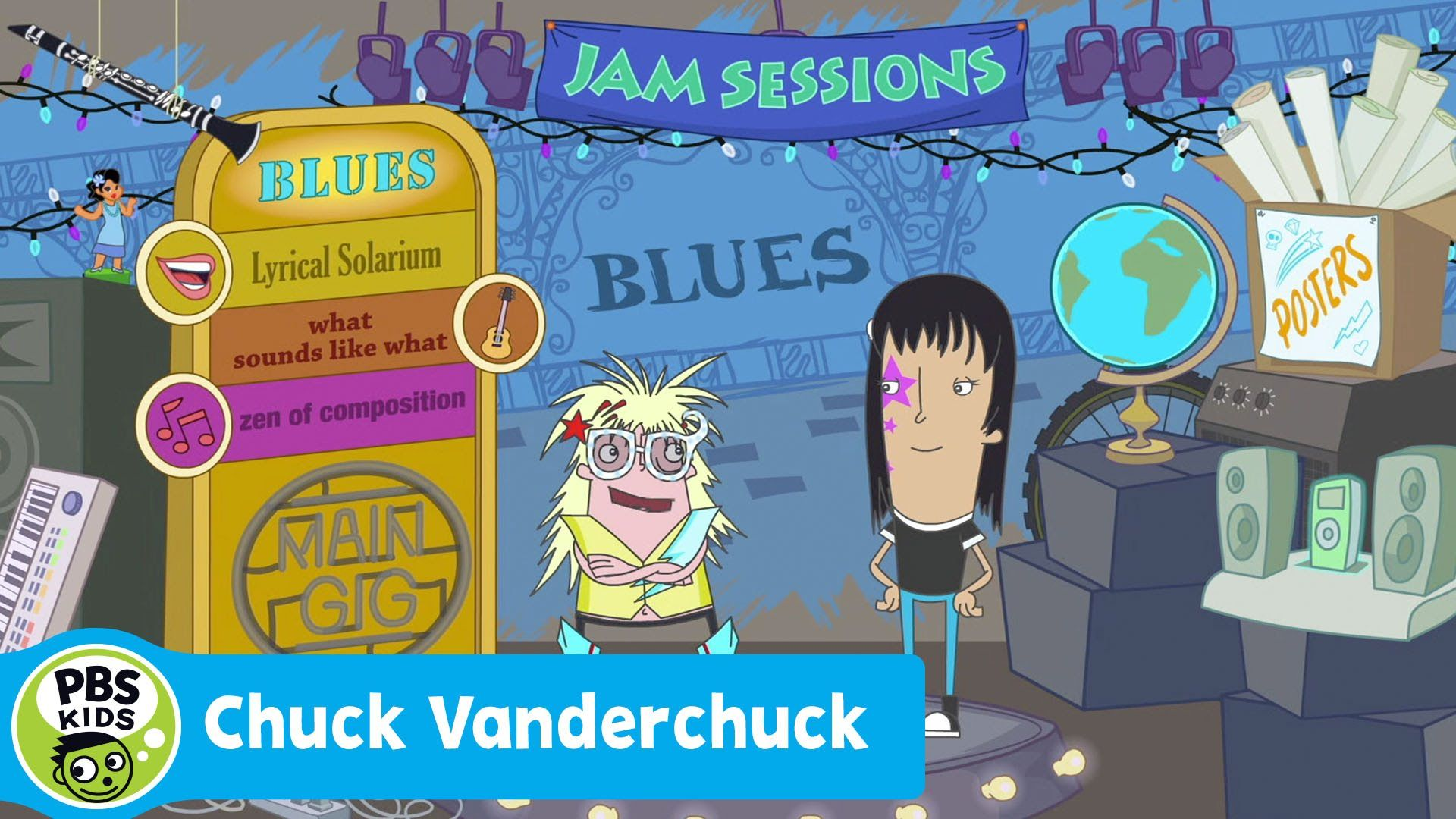 Chuck Vanderchuck