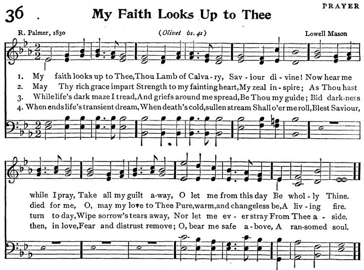 My faith looks up to thee hymn lyrics my faith looks up to thee my faith looks up to thee hymn lyrics my faith looks up to thee saviour divine google search stopboris Image collections