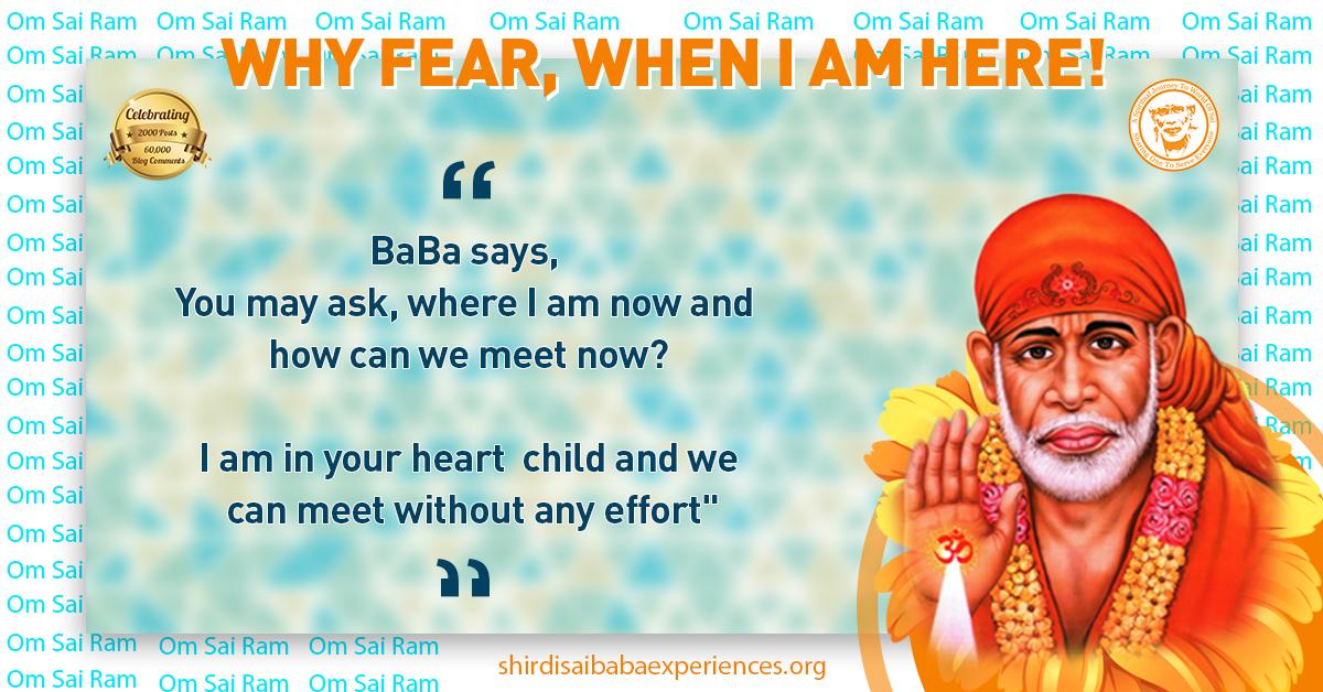 Shirdi Sai Baba Miracles and Leela in this Post: Sai Maa