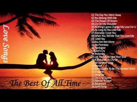 Top 50 best love songs