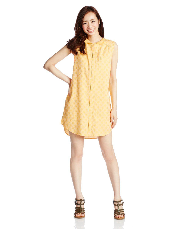 Amazon.co.jp: (ユナイテッドアローズグリーンレーベルリラクシング) UNITED ARROWS green label relaxing GC C トロピカルJQ N/SL OP 36261671216 55 Yellow フリー: 服&ファッション小物  (via http://www.amazon.co.jp/gp/product/B00JZ8BUY8/ref=pe_306342_166496242_pe_epc__1p_0_im )