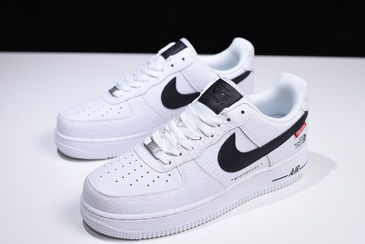 Nike Air Force 1 '07 lv8 Utility Branco e Preto
