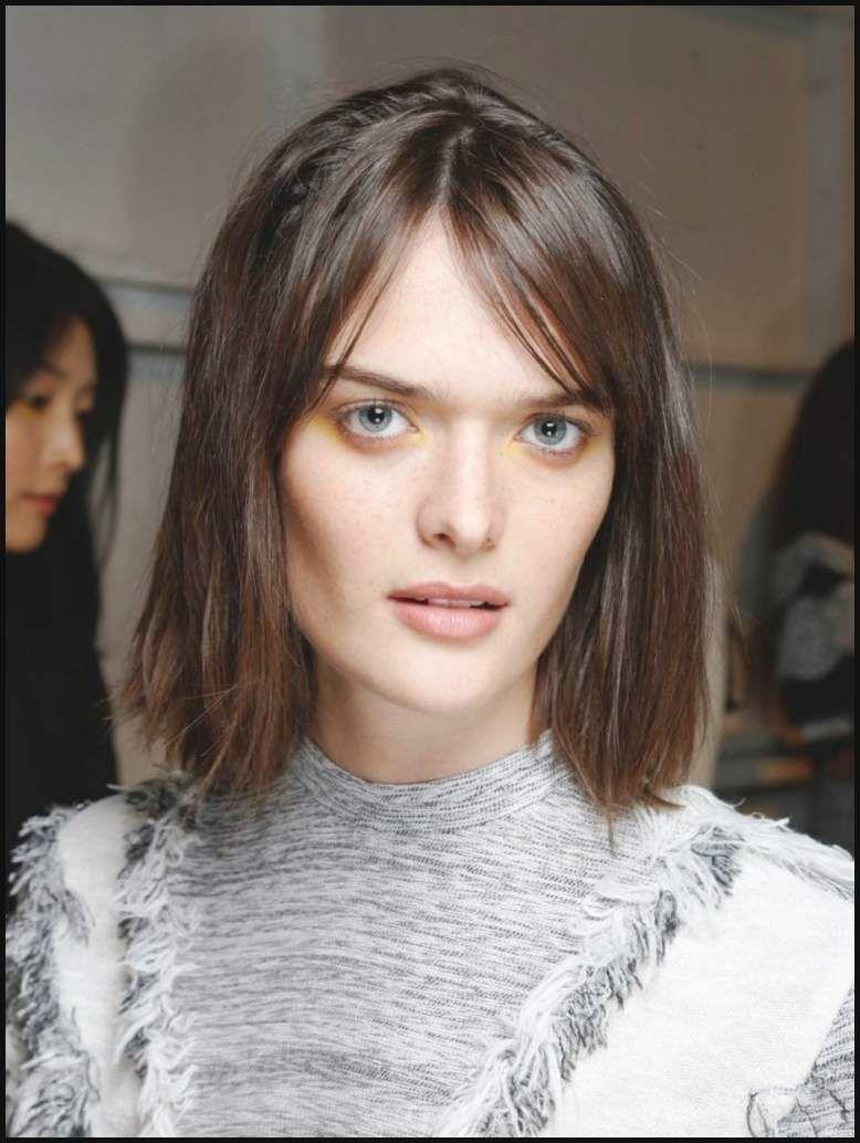 Frisuren Halblang Dünne Haare Stile Für Feines Haar Frisuren