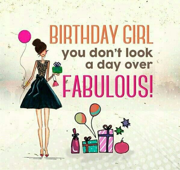 Happy Birthday Wishes For Girls Happy Birthday Friend Birthday Humor Happy Birthday Images