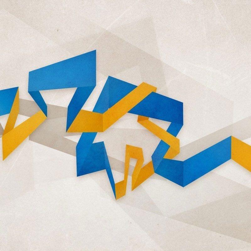20 HD Geometric IPad Wallpapers