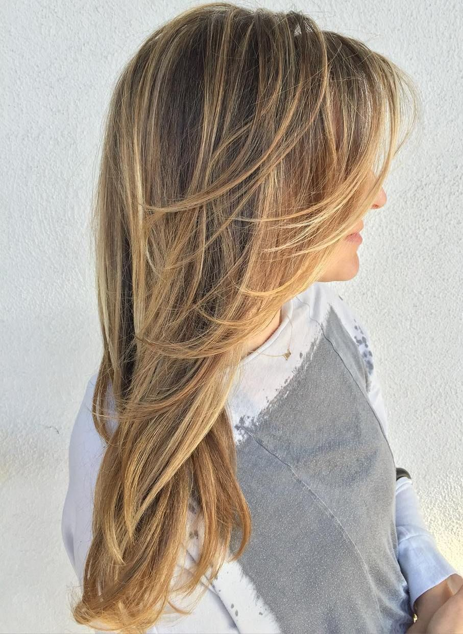 80 Cute Layered Hairstyles and Cuts for Long Hair | Layer haircuts ...