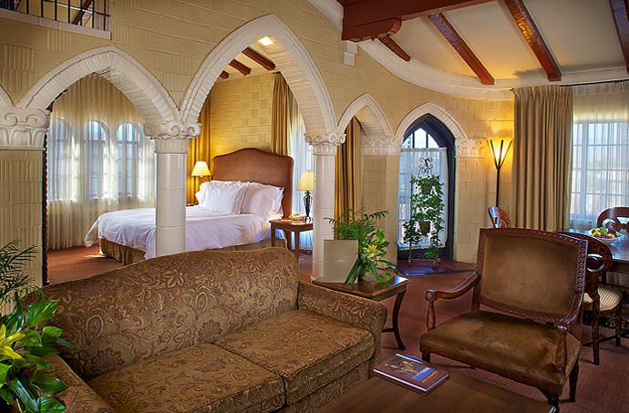 The Presidential Suite At The Mission Inn Riverside Ca This