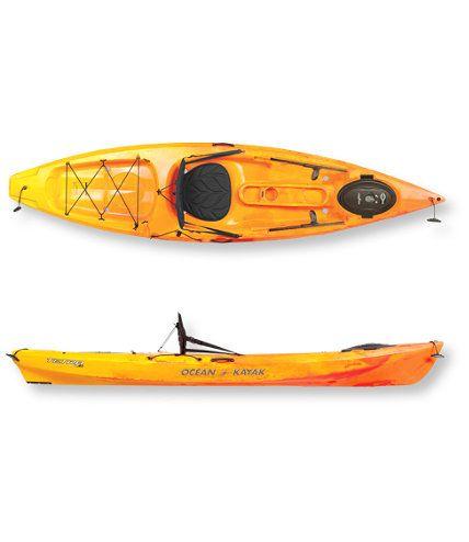 Ocean Kayak Tetra 10 Sit On Top Kayak Recreational At L L