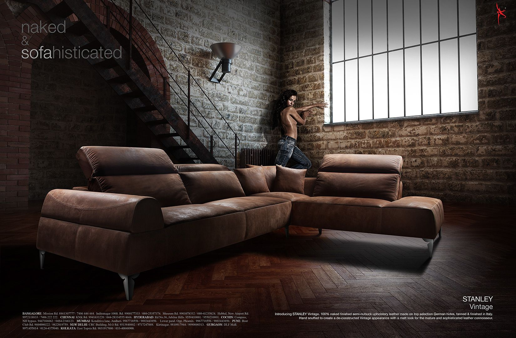 Pleasing Product Photography Of Brand New Sofa Introduced By Stanley Beatyapartments Chair Design Images Beatyapartmentscom