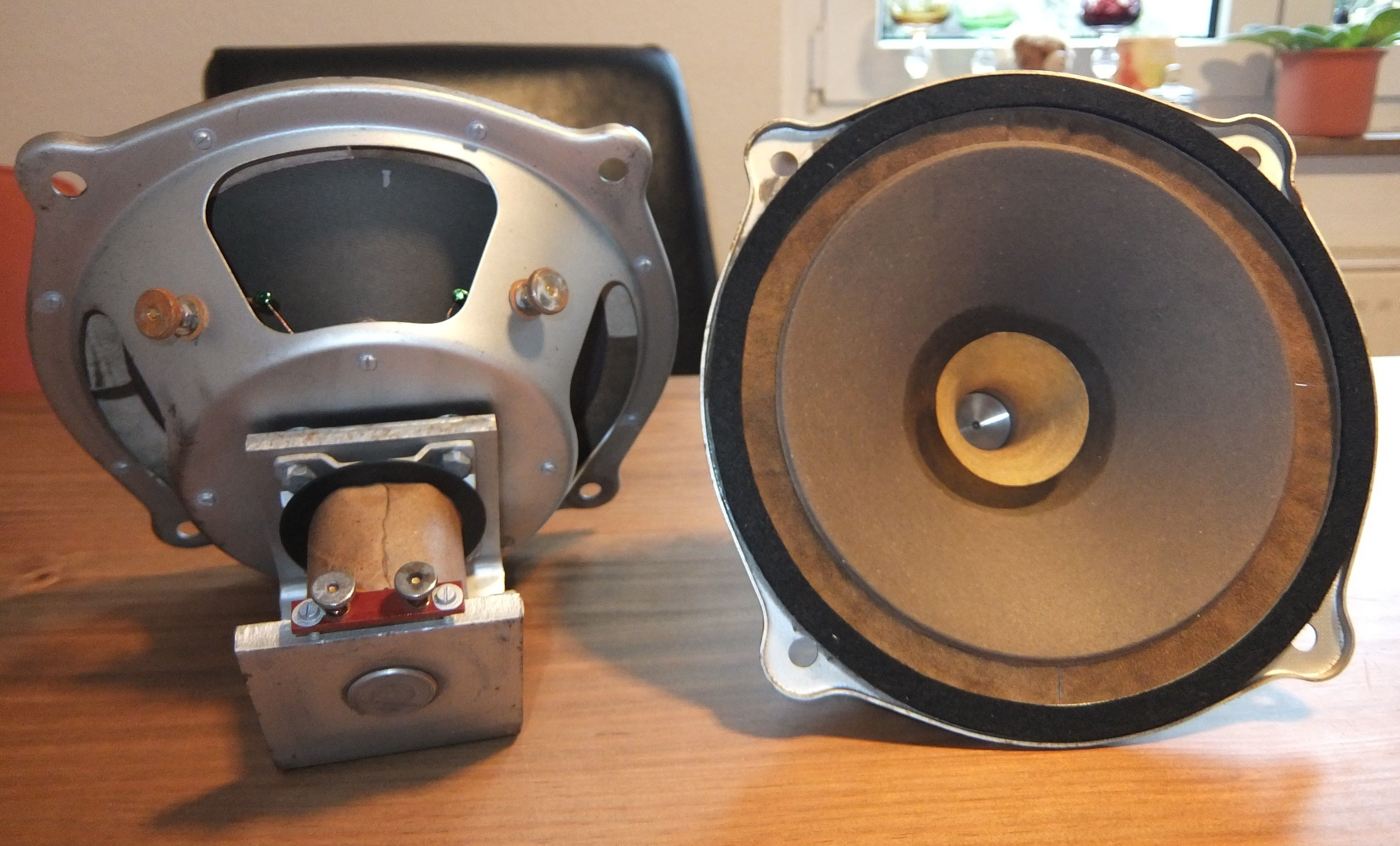 rullit telefunken 25er field coil speaker oleg rullit. Black Bedroom Furniture Sets. Home Design Ideas