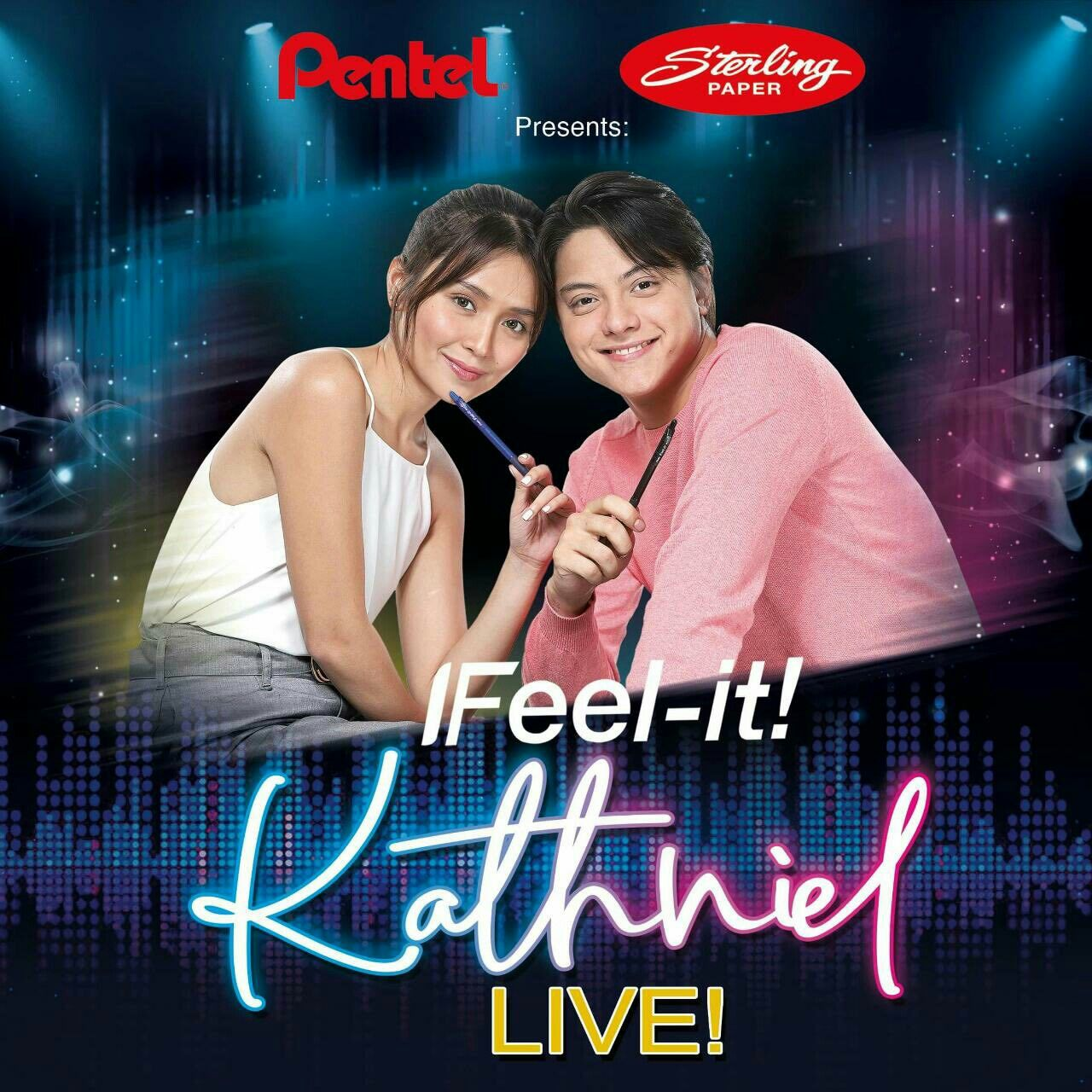 Kathniel Kathniel Live Events Guys