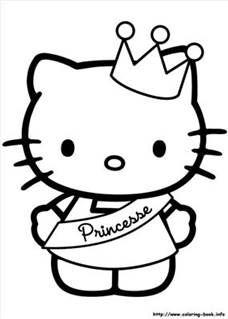 Dibujos Para Colorear Hello Kitty 27 Ausmalbilder Hello Kitty