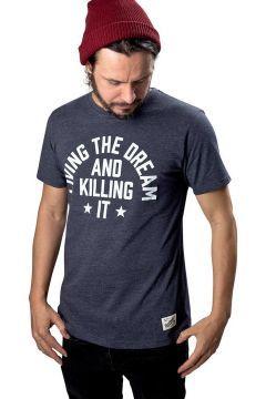 The Dudes Dream Killer T-Shirt https://modasto.com/the-dudes/erkek-ust-giyim-t-shirt/br60720ct88