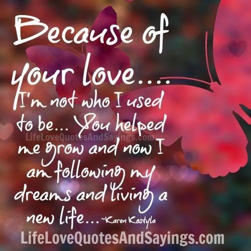 Because Of Ur Love