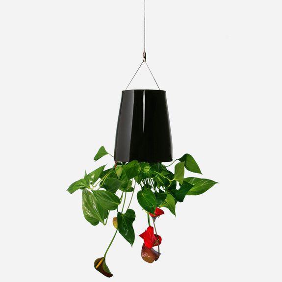 Boskke - Boskke Medium Sky Planter – Black
