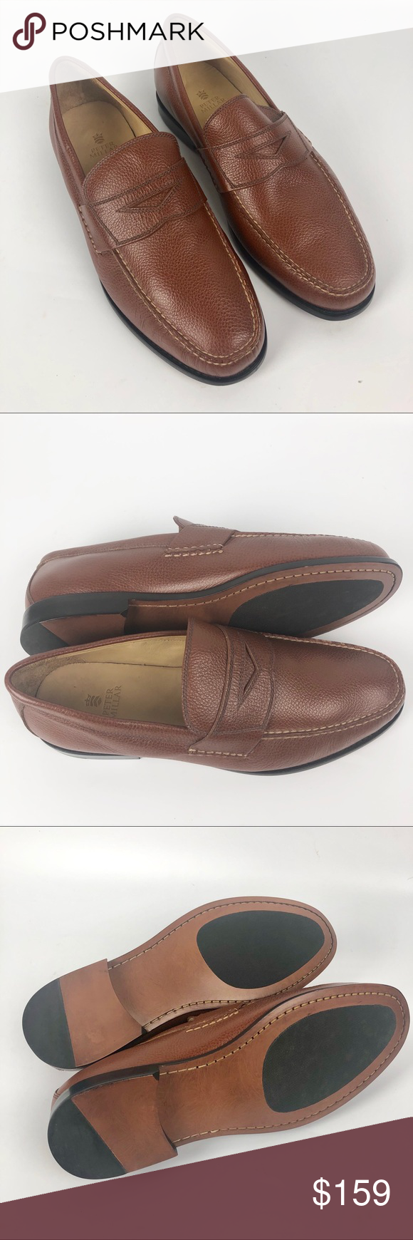 d7335626e38 I just added this listing on Poshmark  Peter Millar size 9 NWOB penny  loafer shoes