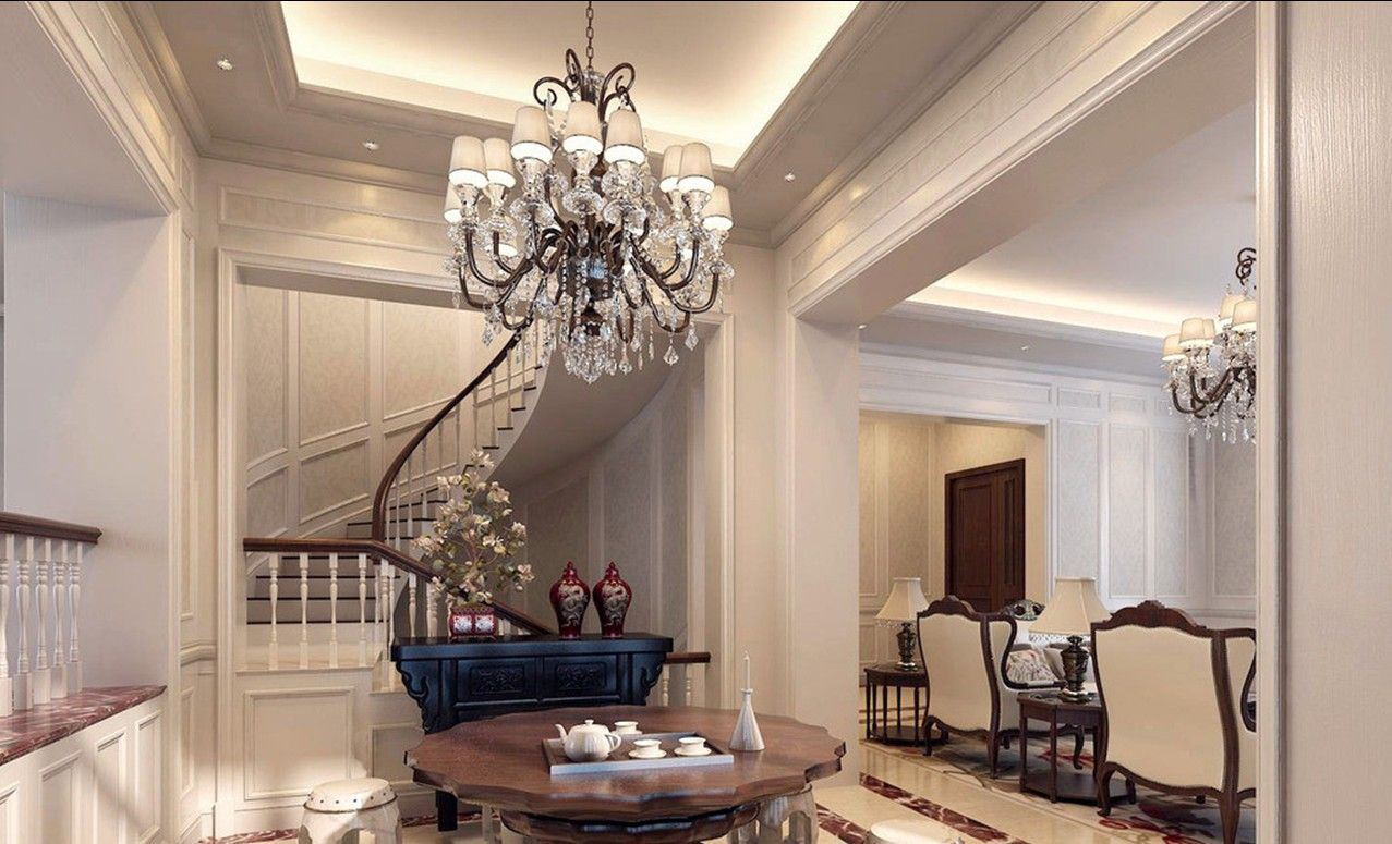 Luxury home interiors rosamaria g frangini luxury for Victorian villa interior design