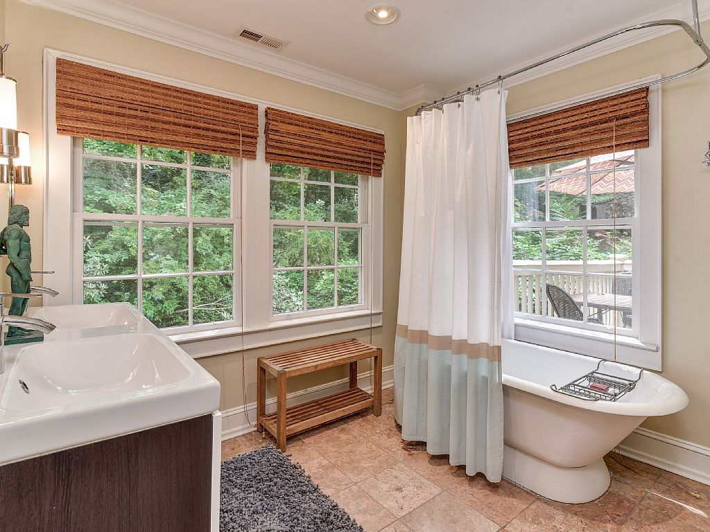 This Compact Two Story Colonial Home Is Surprisingly Open And