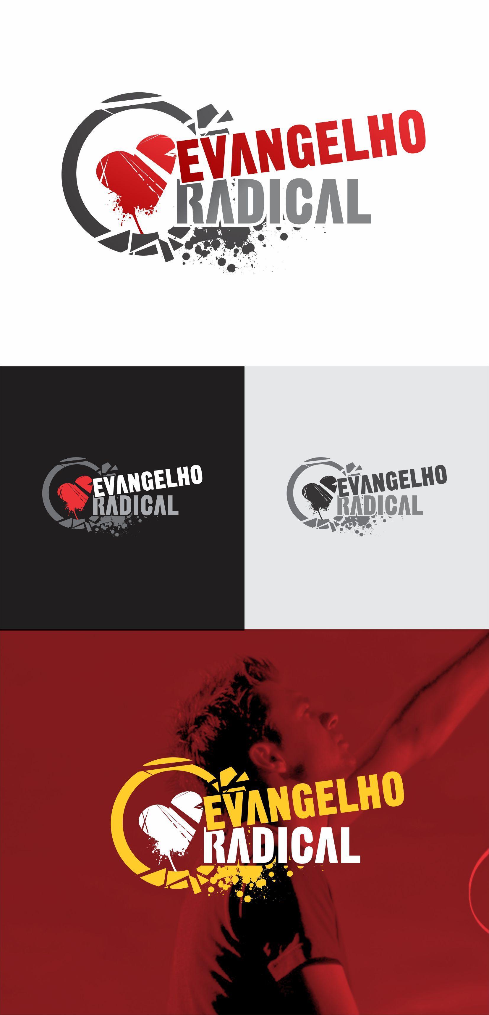 Logo Evento Evangelho Radical
