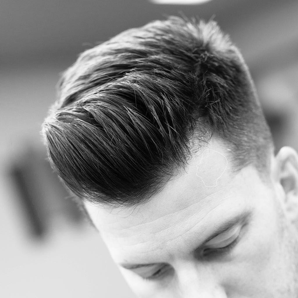 Haircut by andrewdoeshair http://ift.tt/1OmrJ3i #menshair #menshairstyles #menshaircuts #hairstylesformen #coolhaircuts #coolhairstyles #haircuts #hairstyles #barbers