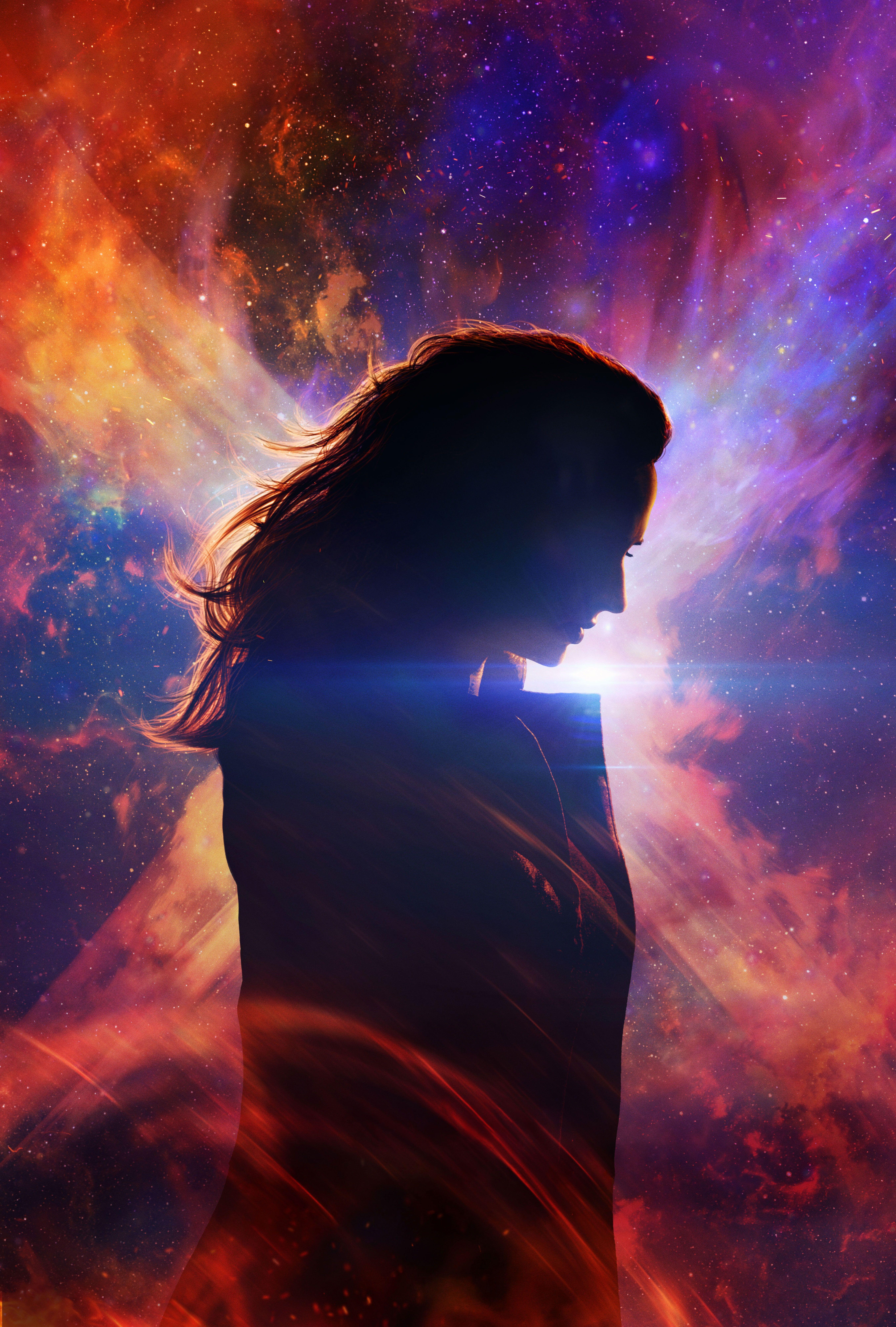 Xmen Dark Phoenix 2019 Movie Poster 8K wallpaper
