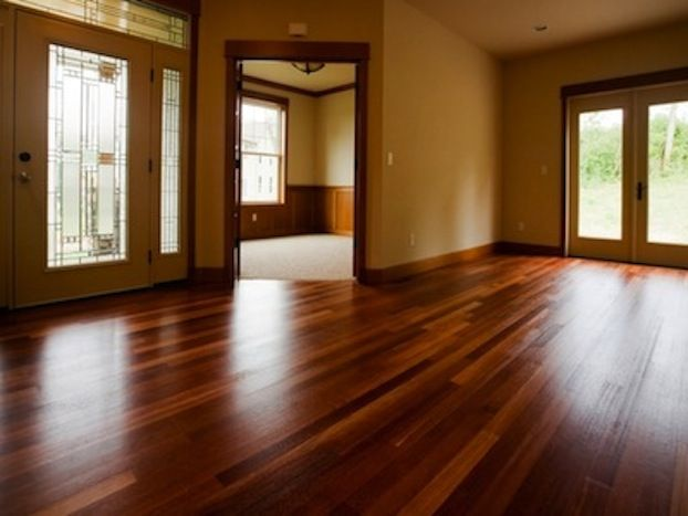 wood floors. great location