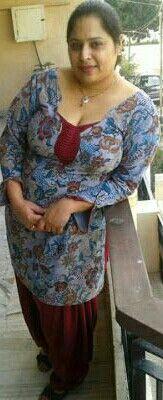 Desi Aunty Kleid ändern