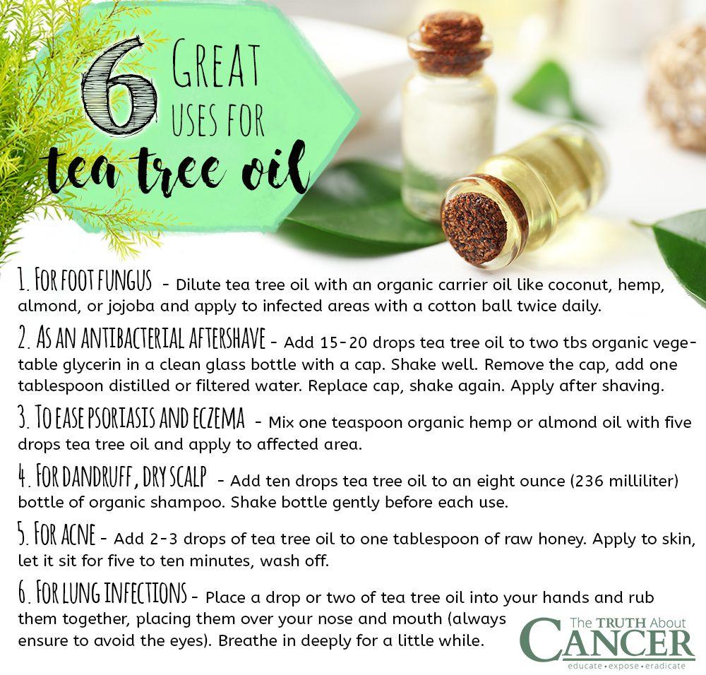 Use Tea Tree Oil Anti-Fungal and More - verywellhealth.com