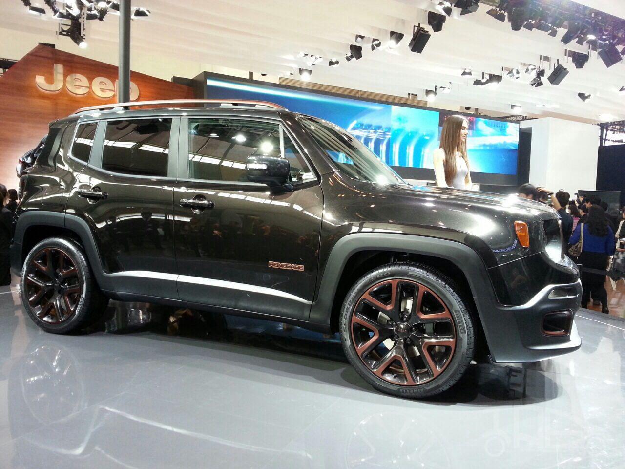 New Jeep Renegade Custom Cars And Bike Pinterest Jeep