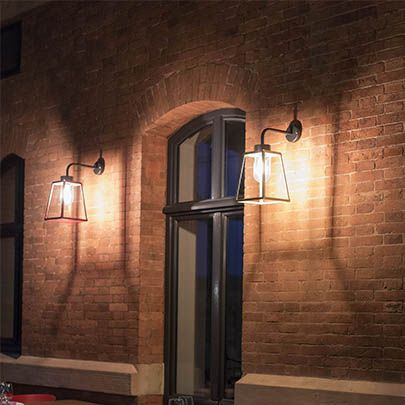 Lampiok Wall Fittings By Roger Pradier Luminaire Eclairage Eclairage Exterieur