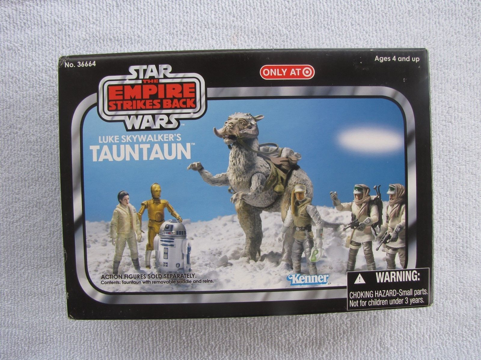 Star wars esb vintage collection luke skywalkers