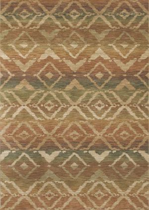 Area Rug In The Tommy Bahama Collection Style Canberra Ikat By Shaw Floors