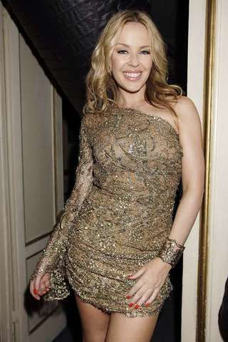 Kylie Minogue, Emilio Pucci