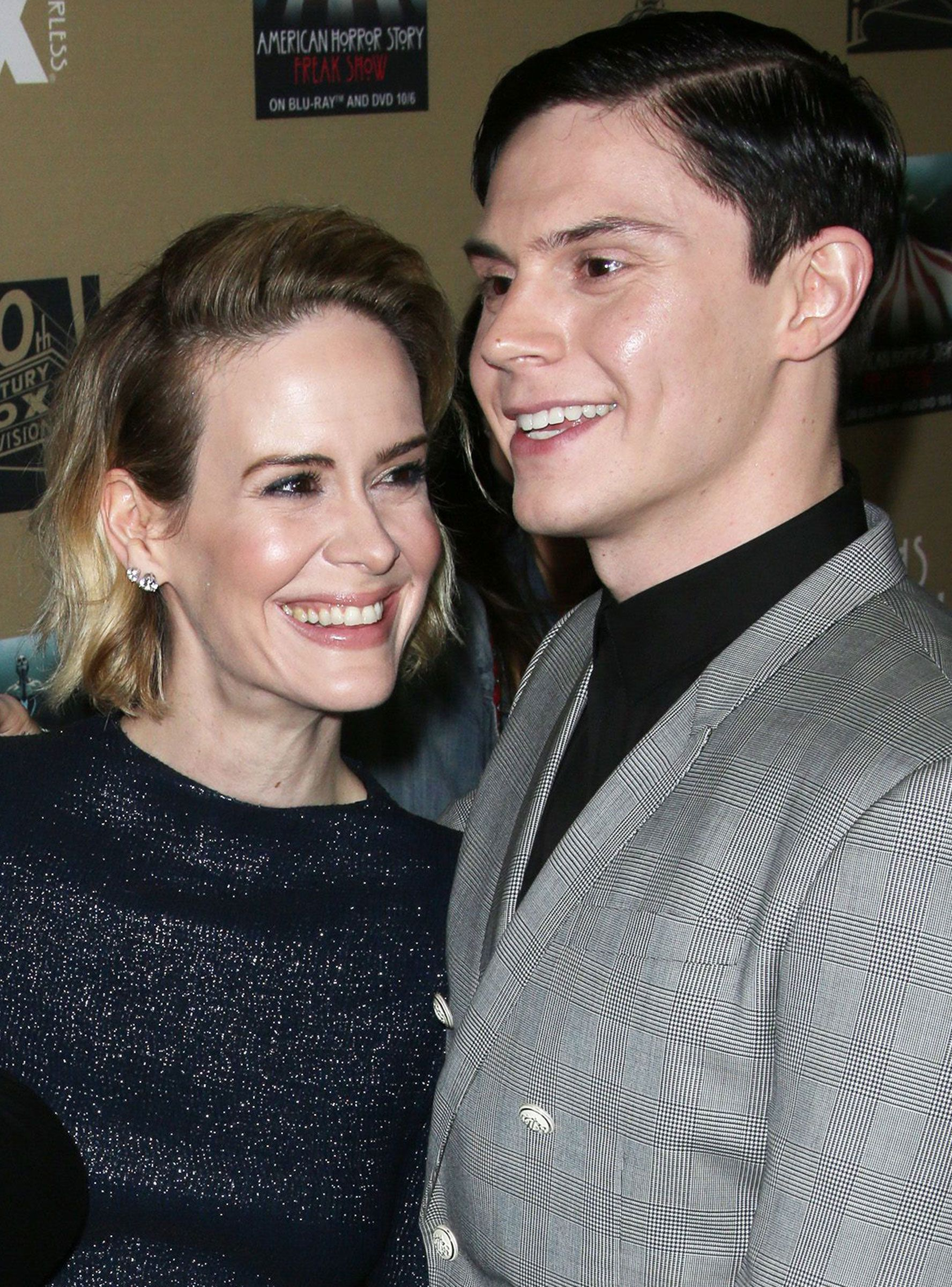 a0565a6a5993 Ryan Murphy Teases An AHS  Cult Romance For Sarah Paulson  amp  Evan Peters