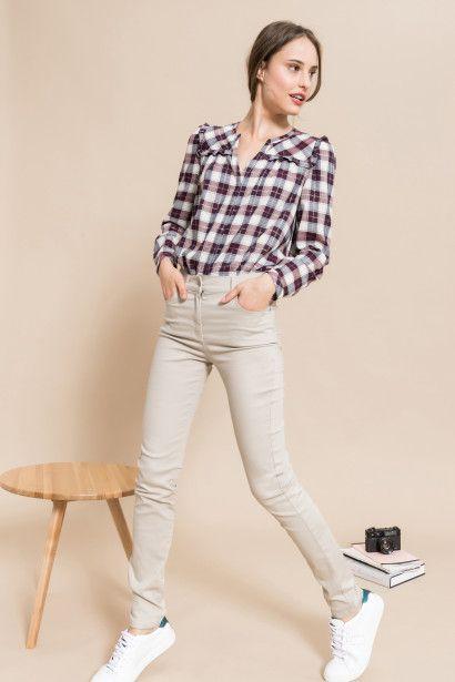 Crazy Shopping Pantalon Joss CAROLL   La mode que j aime   Pinterest ... d46742f66c2
