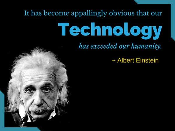 Image result for technology overuse quotes