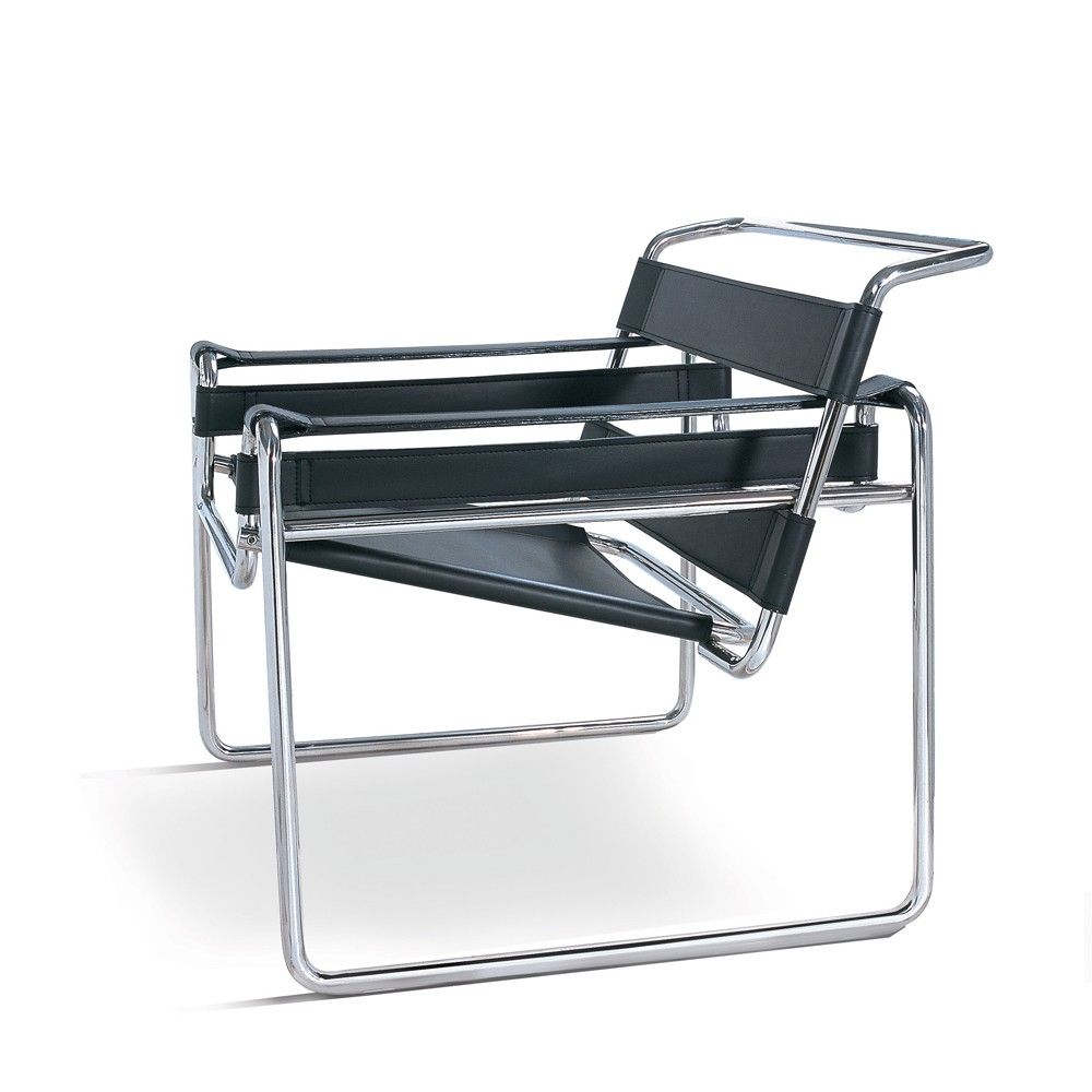 Wassily Sessel The Wassily Chair By Marcel Breuer Iconic Designs Pinterest
