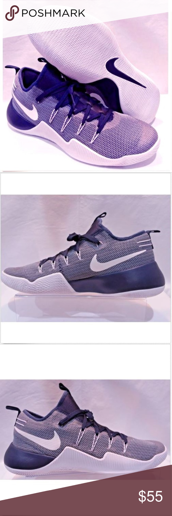 quality design 2637c 9ef03 Nike Hypershift TB Mens Basketball Shoe 844387-410 Nike Hypershift TB Mens  Basketball Shoe Size