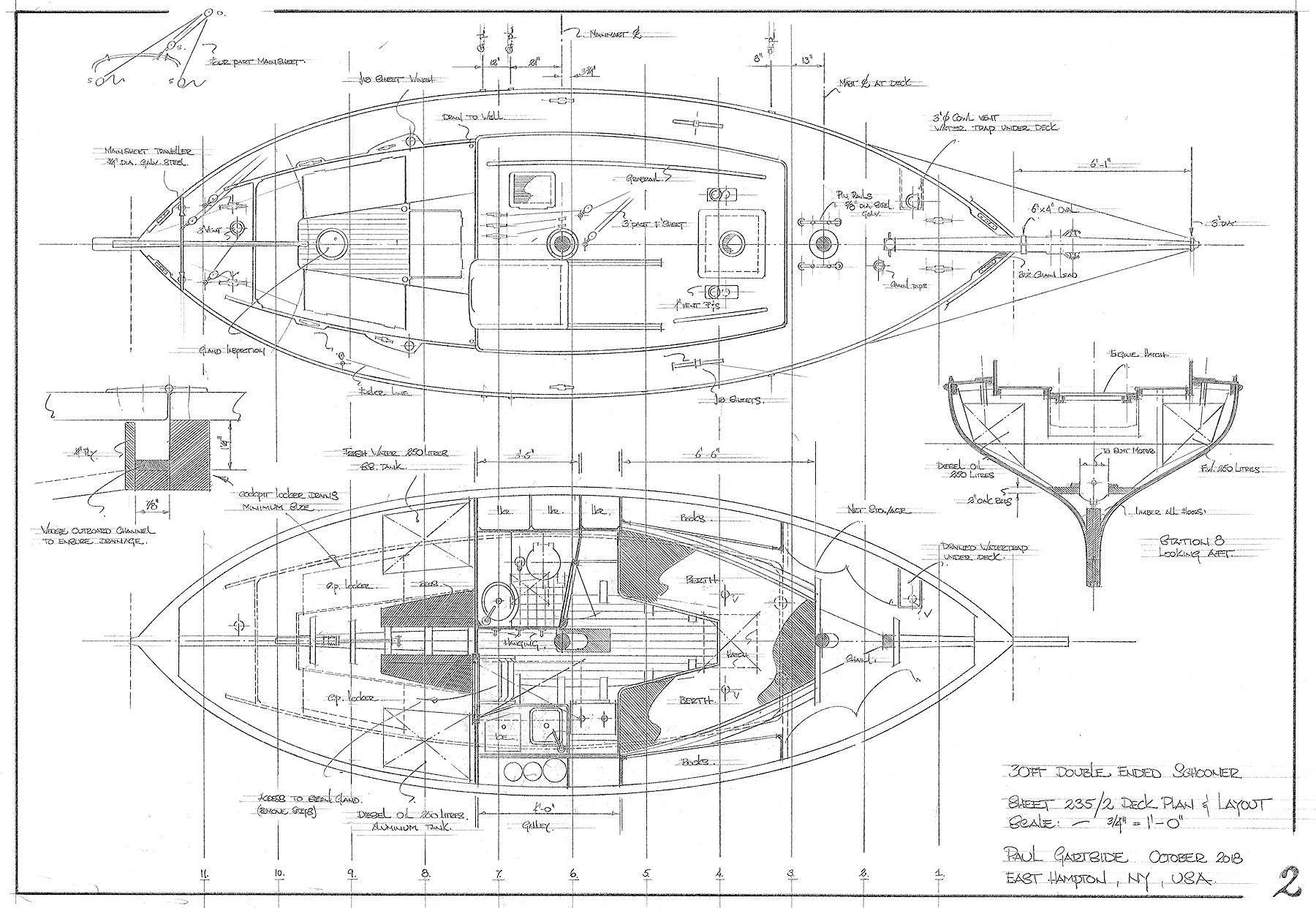 Pin by Ed Manzano on Sail Craft: schooners under 35'(10